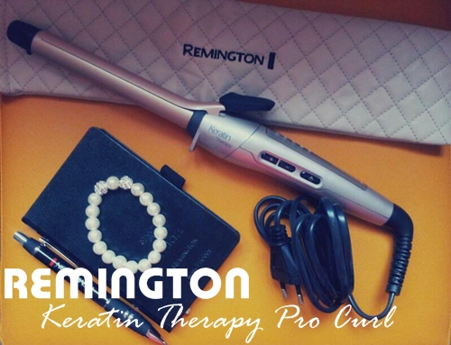 how to use remington keratin therapy pro curl