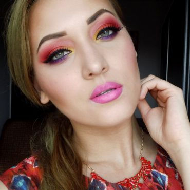 colorful-summer-makeup-using-ud-electric-palette-specialkoko-5