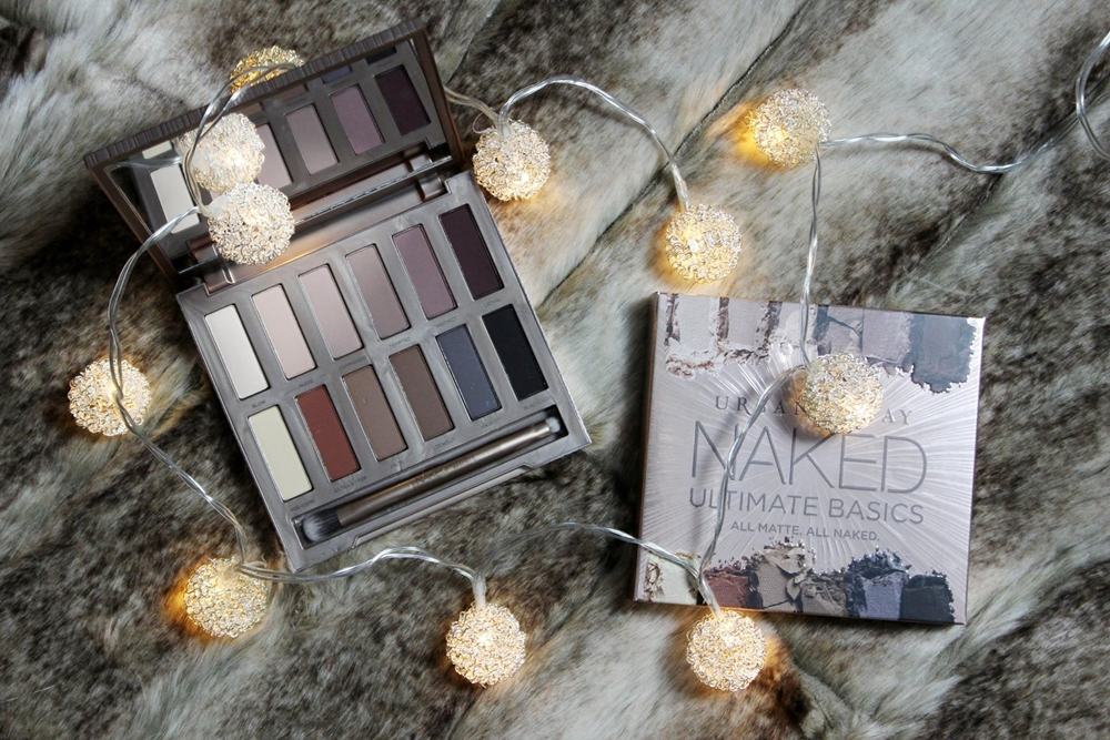 Favoritele lunii Ianuarie Urban Decay Ultimate Basics