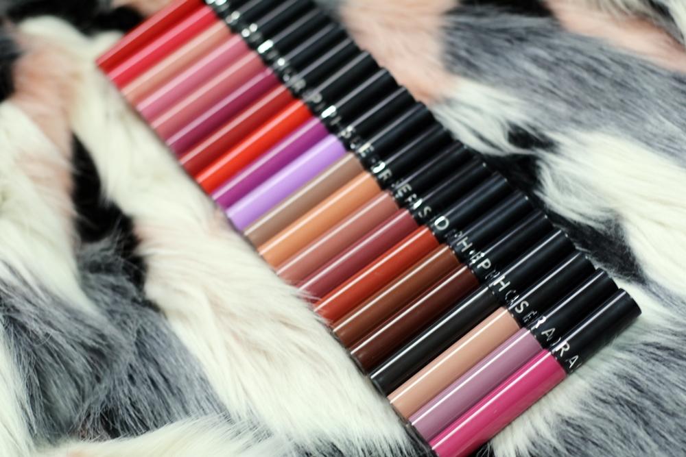 Colectia Sephora Cream Lip Stain Shape Of You Cover Special Koko