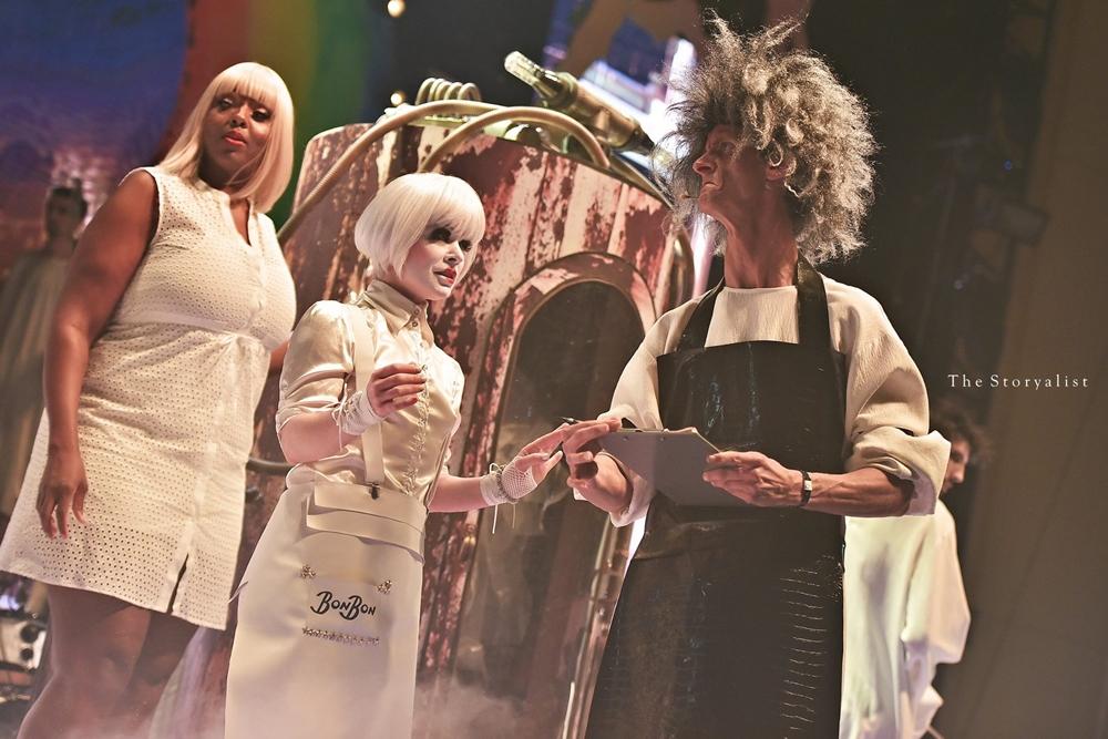 backstage la Psihedelia Special Koko