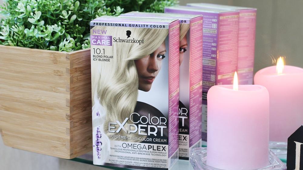 Schwarzkopf Color Expert cu Omegaplex