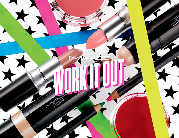 Colectia MAC Work It Out Special Koko