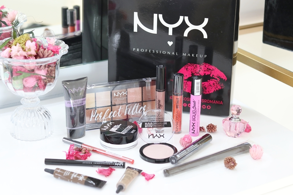 giveaway NYX Special Koko
