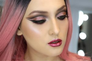 machiaj cut crease special koko